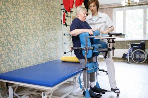 Ортопедическая реабилитация больных